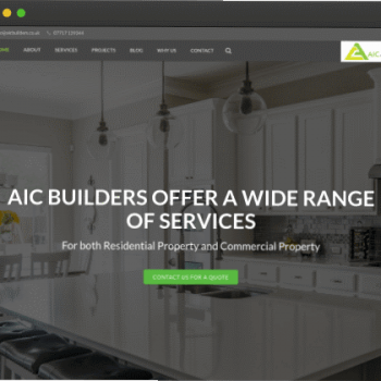 AIC Builders, Staines, Surrey