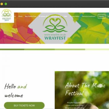 Wrayfest